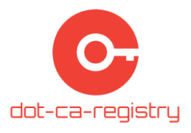 New dot-ca Logo